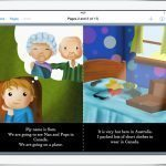 Father and daughter work together to publish an ebook on iTunes