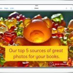 Our top 5 sites for sourcing great images and photos on your iPad
