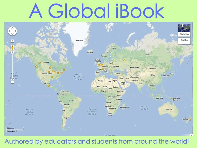 A Global iBook
