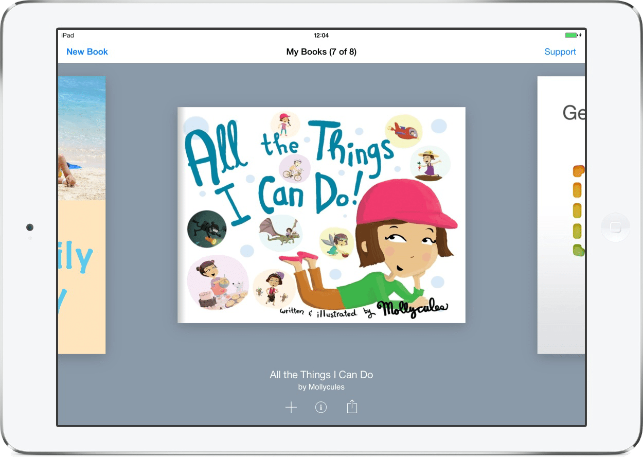 book creator for ipad book creator app