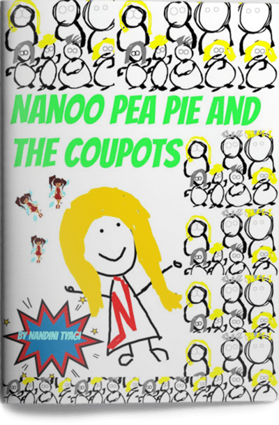 Nanoo Pea Pie and the Coupots