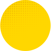 Yellow with dots