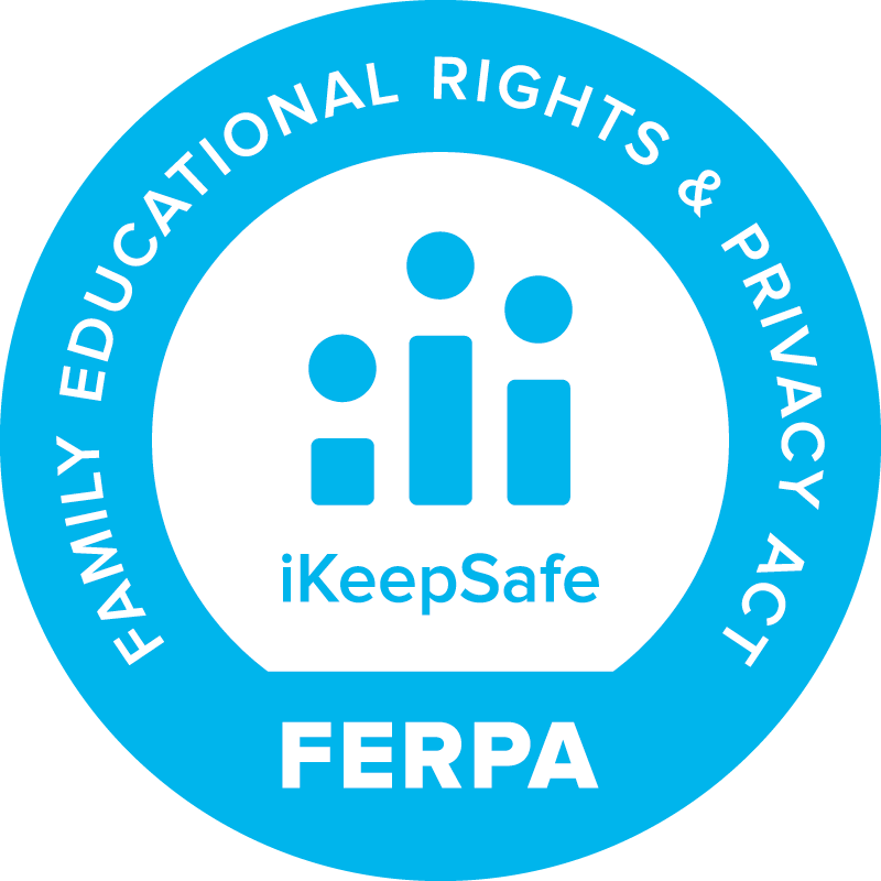 iKeepSafe FERPA badge