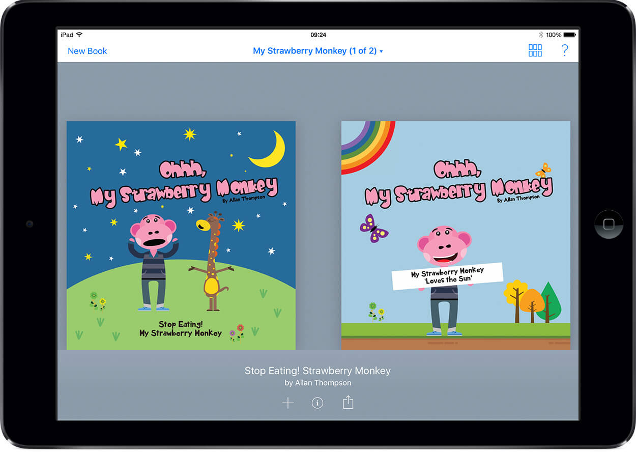 Apple Employee Self Publishes His Books With Book Creator Book Creator App