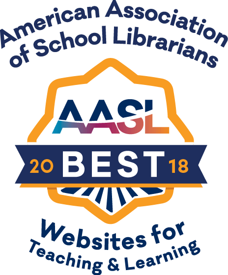 AASL Best Website 2018