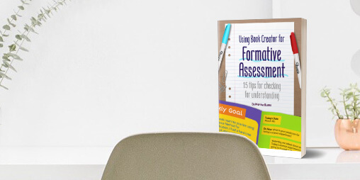 Mockup of Formative Assessment book