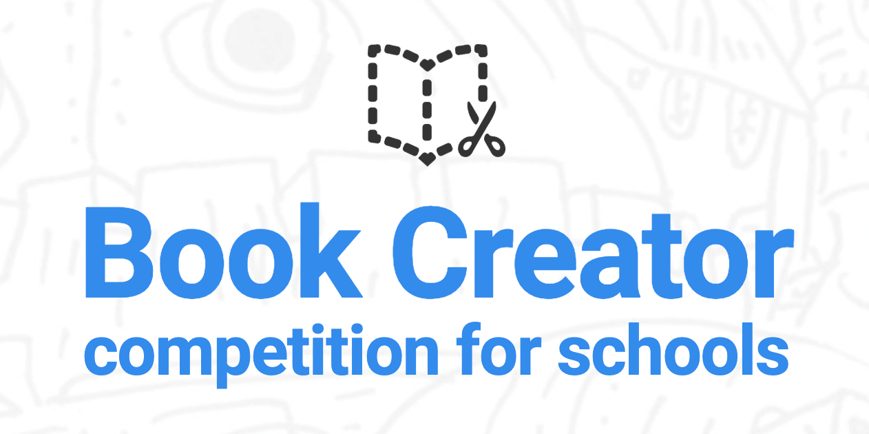 Book Creator competition for schools