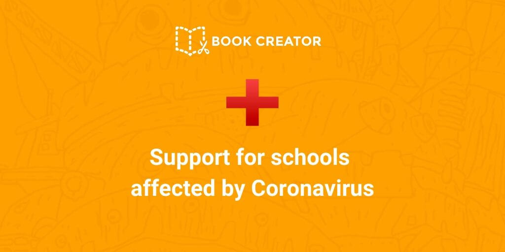 Support for schools affected by Coronavirus