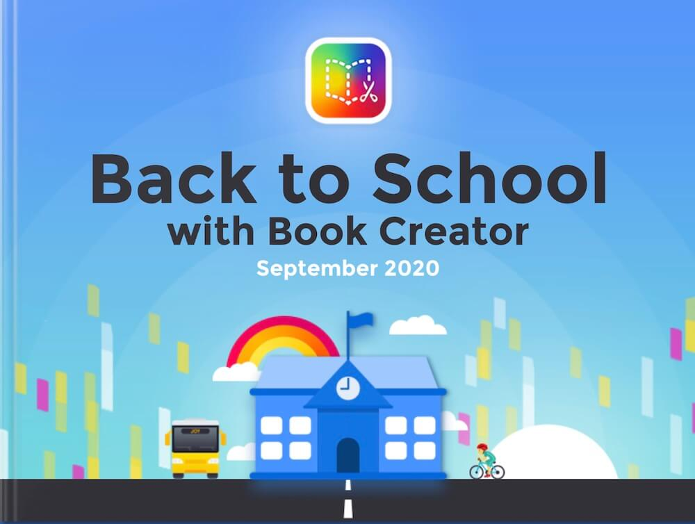 Back to School with Book Creator