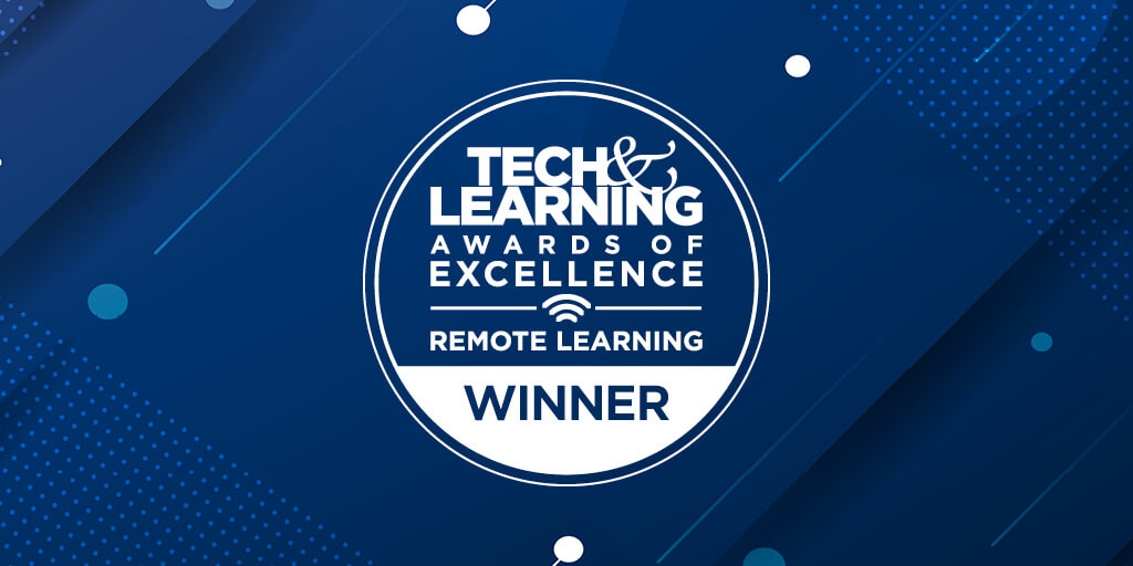 Remote Learning winner